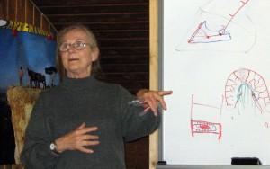 Базовый семинар от Хильтруд Штрассер - фото teaching_portrait-300x188, Новости , конный журнал EquiLIfe