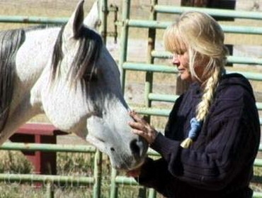 Хелен Офстад (Ellen Ofstad) о кликер-методе и других системах тренинга лошадей. - фото filly.msk-ru_wm, Интервью Поведение лошади Тренинг , конный журнал EquiLIfe