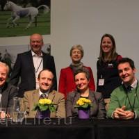 Фоторепортаж: Научная конференция The Back & Beyond - фото 25_wm-200x200, главная Здоровье лошади Разное События Тренинг Фото , конный журнал EquiLIfe