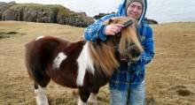 Фото: facebook.com/pages/SOCKS-the-Shetland-Moonwalking-Pony