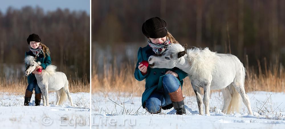 Маленькие принцессы и их ангелы. Фотовыставка Алексии Хрущевой. - фото 03-01_wm, главная Разное События Фото , конный журнал EquiLIfe