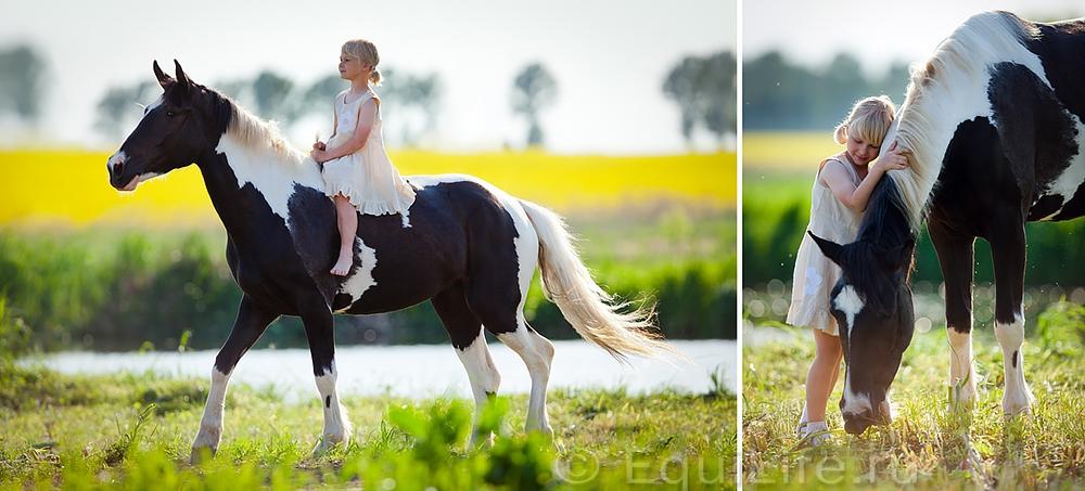 Маленькие принцессы и их ангелы. Фотовыставка Алексии Хрущевой. - фото 04-01_wm, главная Разное События Фото , конный журнал EquiLIfe