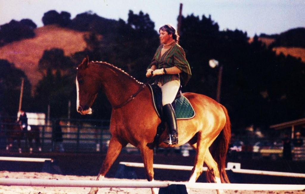 Анна Збитнофф (Anna Zbitnoff) - фото anna-and-amy1-1024x651, главная Конные истории Разное , конный журнал EquiLIfe