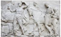 Рельефы из Пантенона (хранятся в Британском музее)