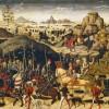 Biagio d'Antonio Tucci, The Triumph of Camillus, 1470-1475, Национальная галерея искусства, Вашингтон