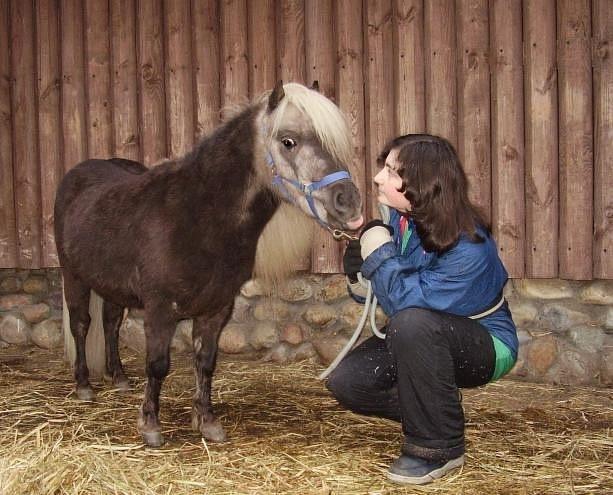"""Софья Баскина: """"Мне интересна личность животного"""" - фото y_7f82d9cb, главная Интервью Поведение лошади , конный журнал EquiLIfe"""