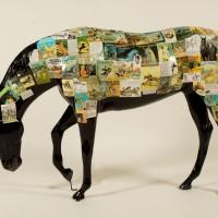 Расписные лошади из Лексингтона - Horsemania! - фото LullLibraryHorse-200x200, главная Разное Фото , конный журнал EquiLIfe