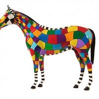 Расписные лошади из Лексингтона - Horsemania! - фото b47c746af1672ac2a3af4a4c4daa8492x-200x200, главная Разное Фото , конный журнал EquiLIfe