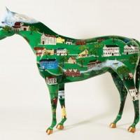 Расписные лошади из Лексингтона - Horsemania! - фото d24cf8926e978693f9ad48ac051e16fa-200x200, главная Разное Фото , конный журнал EquiLIfe