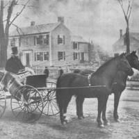 Езда в упряжи без вожжей - книга А.Х. Роквелла 1866 года - фото e7ade0cdf9c2d5e1c367235200a3eb7f-200x200, главная Книги о лошадях Разное Тренинг , конный журнал EquiLIfe