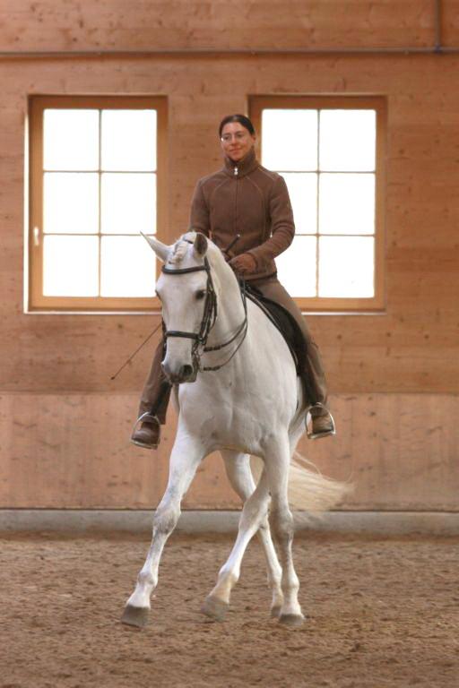 Аня Беран: надо работать над всеми аспектами своей жизни - фото Helios, Аня Беран главная Интервью , конный журнал EquiLIfe