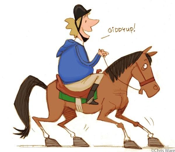 Как рассчитать вес лошади? - фото too-heavy-2, главная Здоровье лошади Разное , конный журнал EquiLIfe