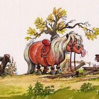 Забавные пони Нормана Телвелла - фото 10424299_728019283949515_970670078857145377_n-200x200, главная Разное Фото , конный журнал EquiLIfe