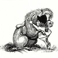 Забавные пони Нормана Телвелла - фото 8751d9b1102b2fc4bb64e8f734f3c208-200x200, главная Разное Фото , конный журнал EquiLIfe