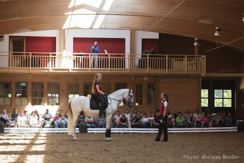 В Германии прошел 5-й международный семинар Ани Беран - фото MMD8733_wm, Аня Беран главная Новости Разное Тренинг , конный журнал EquiLIfe