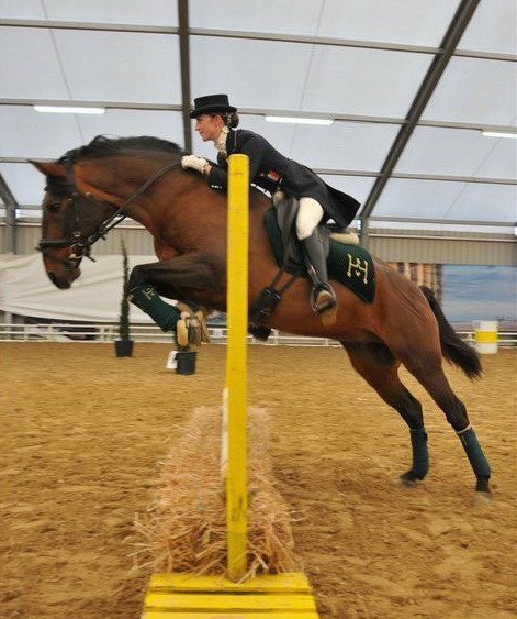 Ализе Фромен: в конном мире сегодня больше радикально настроенных людей - фото eroschevauxpassion_over-blog_com, главная Интервью , конный журнал EquiLIfe