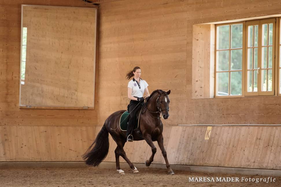Интервью с ученицей Ани Беран - Верой Мундерло  (Vera Munderloh) - фото image002, Аня Беран главная Интервью , конный журнал EquiLIfe