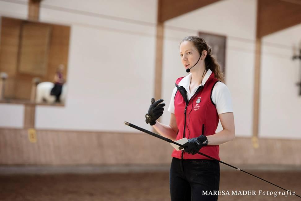Интервью с ученицей Ани Беран - Верой Мундерло  (Vera Munderloh) - фото image004, Аня Беран главная Интервью , конный журнал EquiLIfe