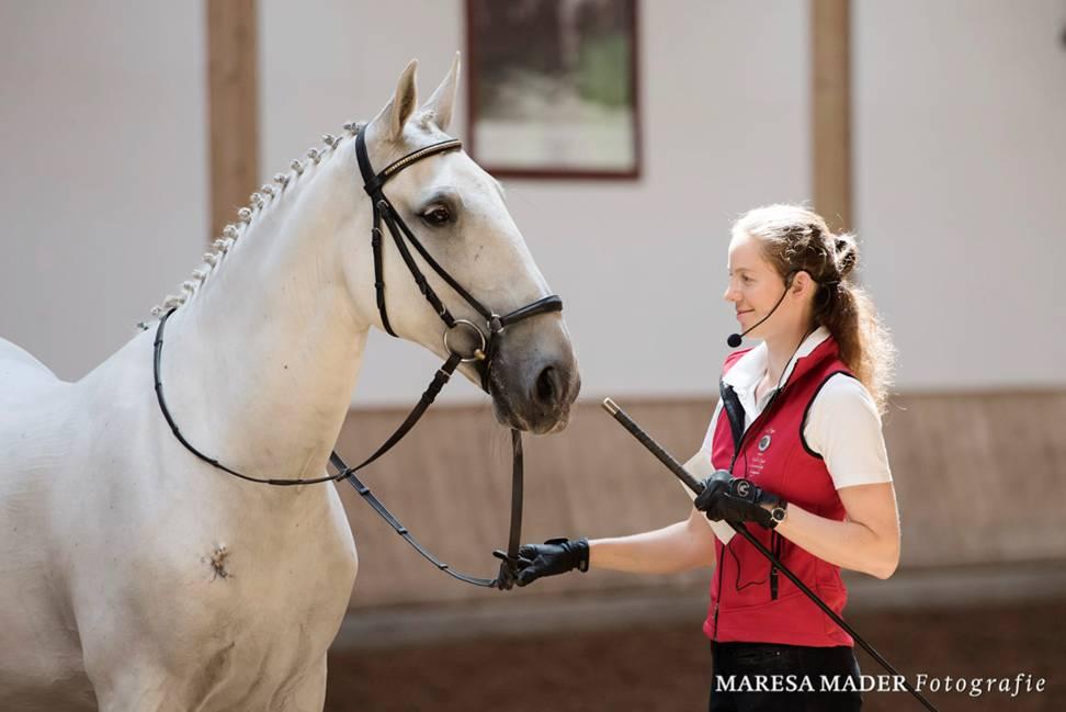 Интервью с ученицей Ани Беран - Верой Мундерло  (Vera Munderloh) - фото image005, Аня Беран главная Интервью , конный журнал EquiLIfe