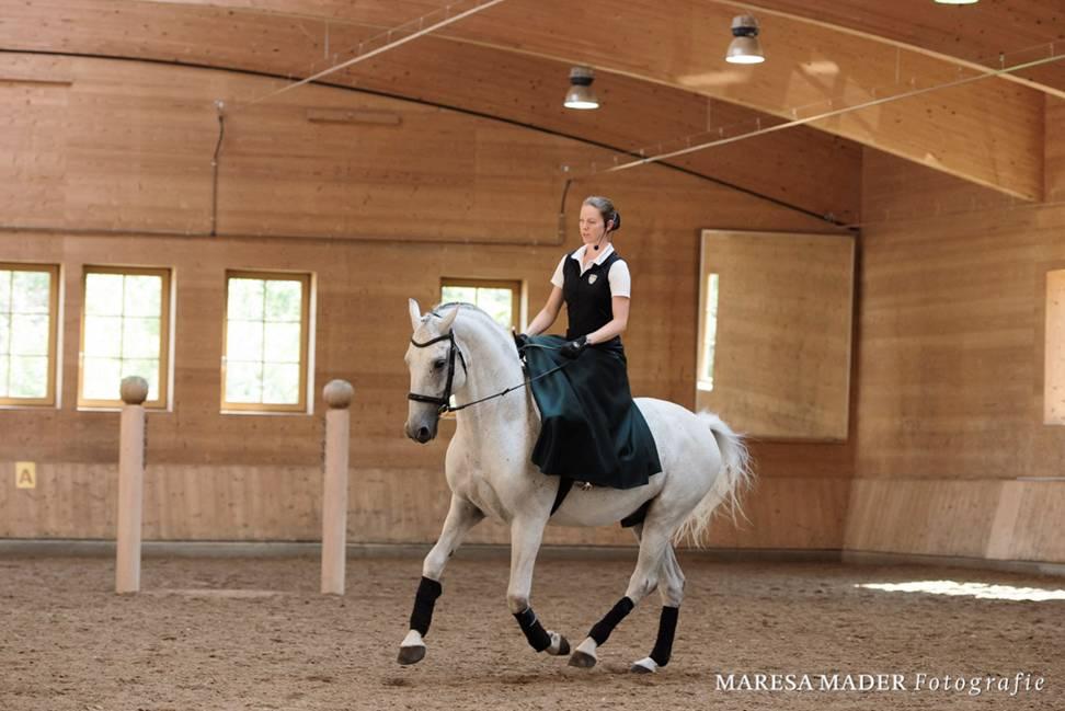 Интервью с ученицей Ани Беран - Верой Мундерло  (Vera Munderloh) - фото image007, Аня Беран главная Интервью , конный журнал EquiLIfe