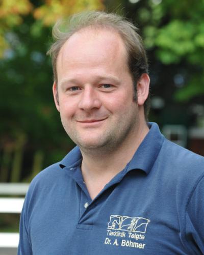 Приезд доктора А. Бёмера в MAXIMA VET этой осенью - фото boehmer, Новости , конный журнал EquiLIfe