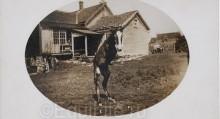 Редкий снимок 1914 года
