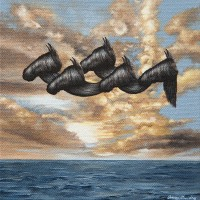 Художница Эми Гвидри (Amy Guidry) - фото Anonymous-200x200, главная Разное Фото , конный журнал EquiLIfe