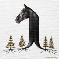 Художница Эми Гвидри (Amy Guidry) - фото Bind-200x200, главная Разное Фото , конный журнал EquiLIfe