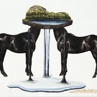 Художница Эми Гвидри (Amy Guidry) - фото Equal-200x200, главная Разное Фото , конный журнал EquiLIfe