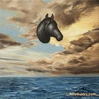 Художница Эми Гвидри (Amy Guidry) - фото Veil-200x200, главная Разное Фото , конный журнал EquiLIfe