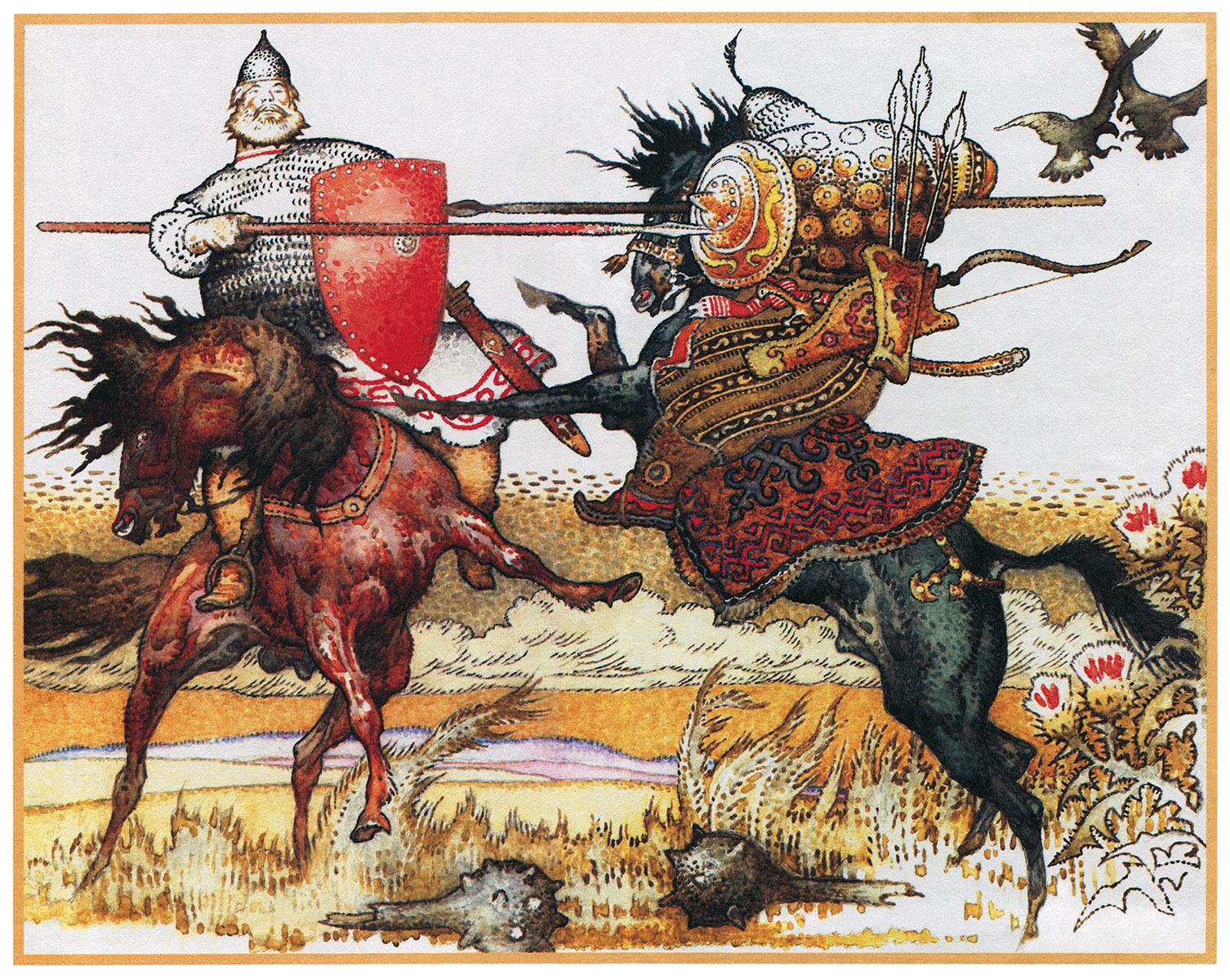 Иллюстратор Игорь Годин - фото 0, главная Разное Фото , конный журнал EquiLIfe