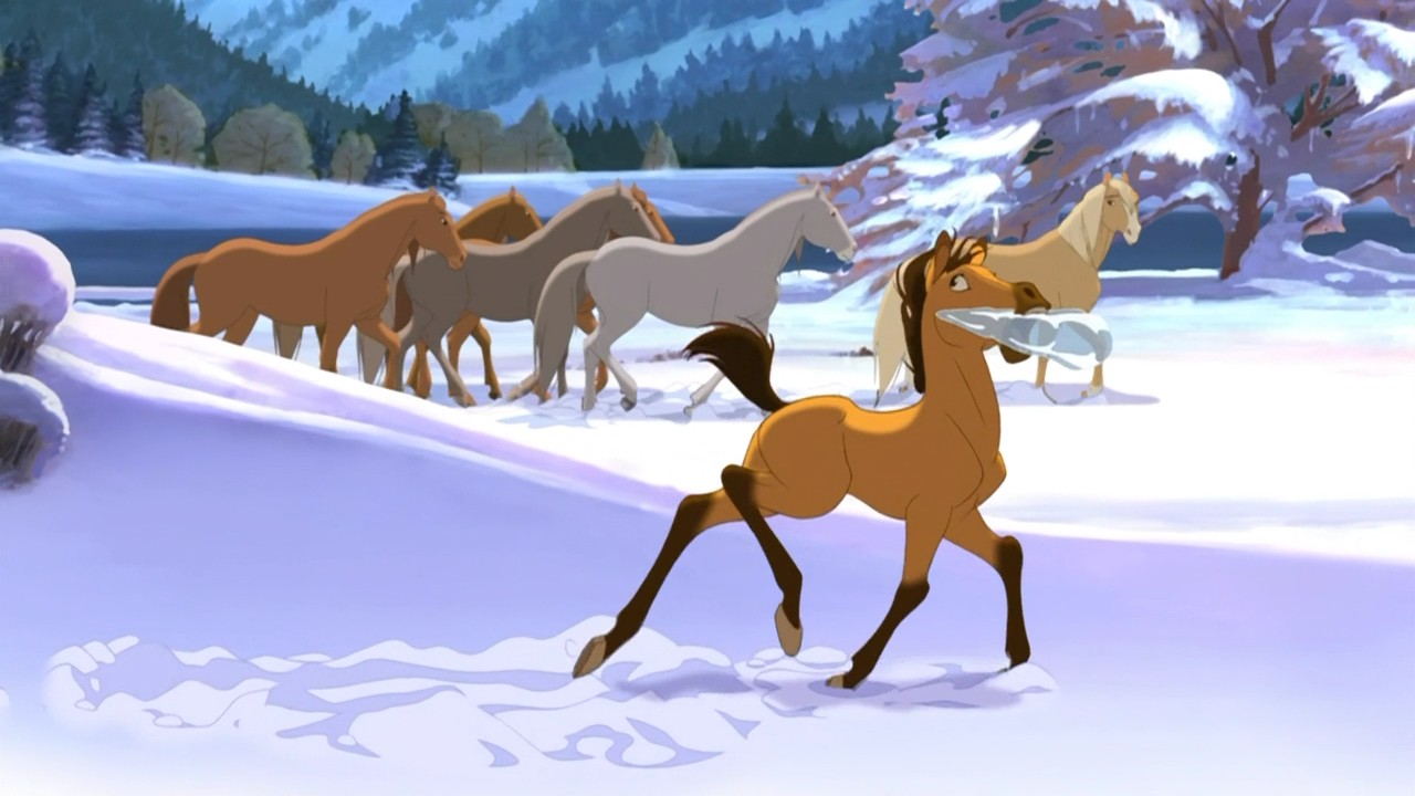 Лучшая Пятёрка Мультфильмов О Лошадях! - фото 169837_original, Фильмы про лошадей , конный журнал EquiLIfe