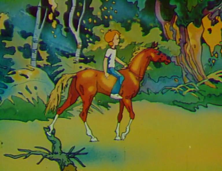 Лучшая Пятёрка Мультфильмов О Лошадях! - фото image5, Фильмы про лошадей , конный журнал EquiLIfe