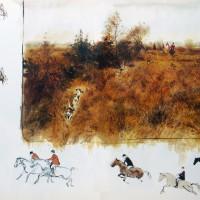 Художник Рин Поортвлит (Rien Poortvliet)   - фото poortvliet-066-200x200, главная Разное , конный журнал EquiLIfe