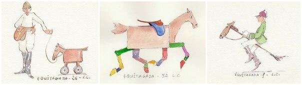 Лоран Кресп (Laurent Cresp), конный художник - фото 5zDNZGI1DJQ3, главная Конные истории Разное Фото , конный журнал EquiLIfe