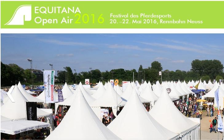 Equitana Open Air 2016 - фото Equitana, Новости События , конный журнал EquiLIfe