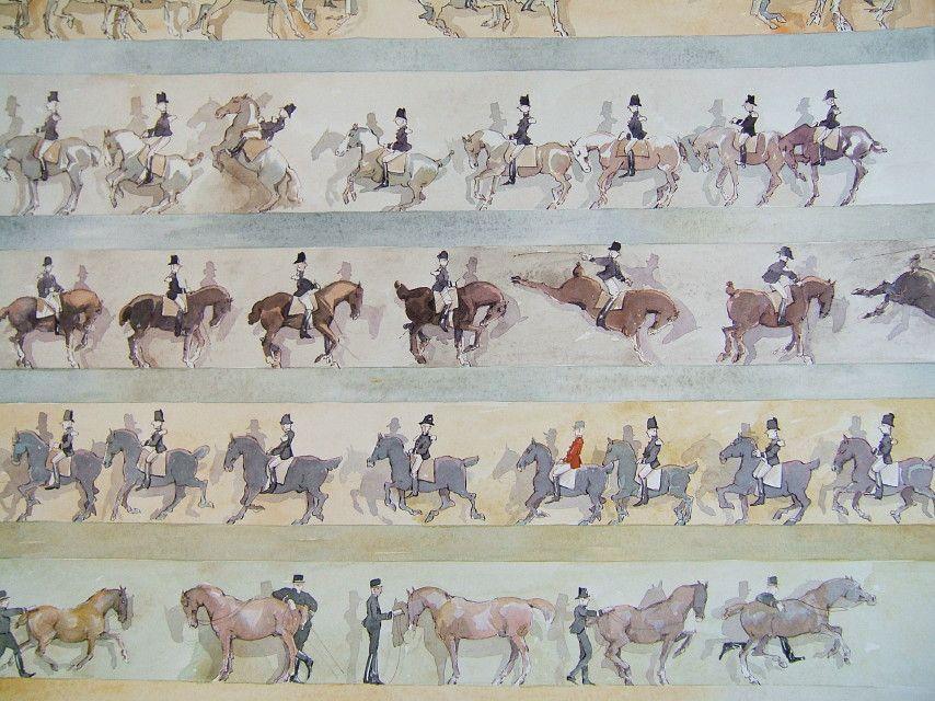 Лоран Кресп (Laurent Cresp), конный художник - фото Laurent-CRESP-811-4, главная Конные истории Разное Фото , конный журнал EquiLIfe