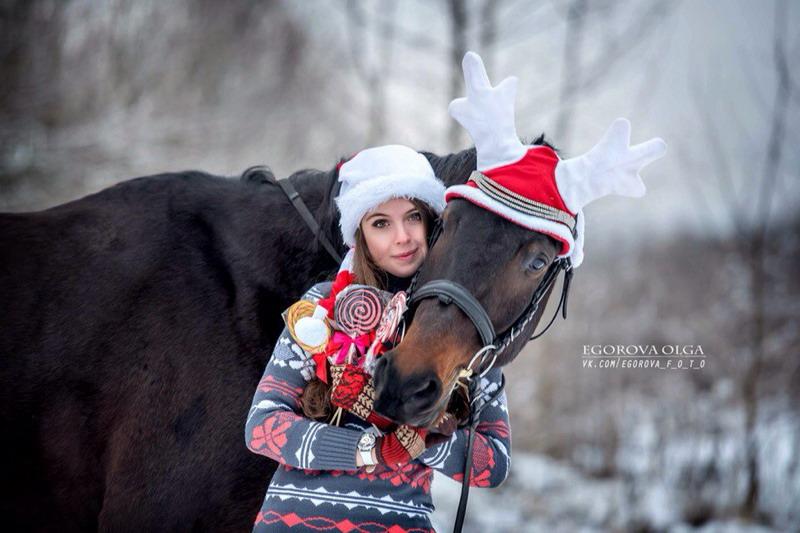 Популярная конная группа ВКонтакте, интервью с Софией Гофман - фото D3_SMTgOHK4, главная Интервью , конный журнал EquiLIfe