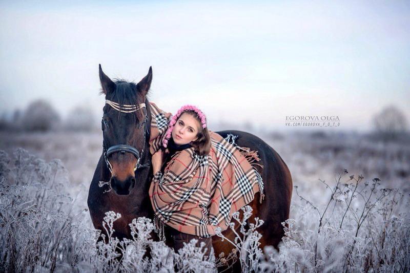 Популярная конная группа ВКонтакте, интервью с Софией Гофман - фото NRcs4kLjLN8, главная Интервью , конный журнал EquiLIfe