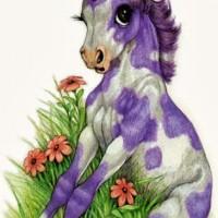 Художница Робин Джеймс (Robin James) - фото e3f15a949916616266541db15776ac87-200x200, главная Фото , конный журнал EquiLIfe