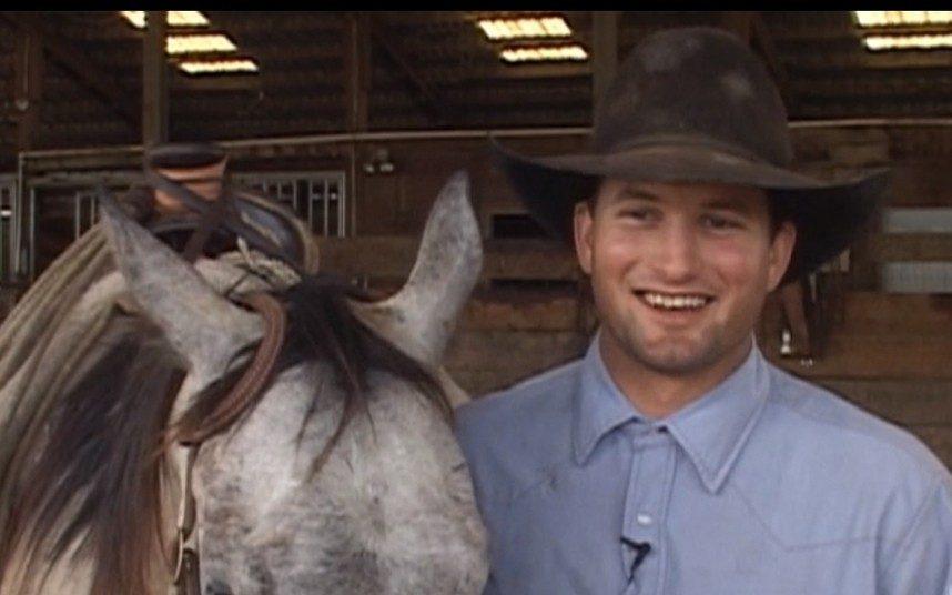 Ковбой поймал вора с помощью лассо - фото 1, главная Разное , конный журнал EquiLIfe