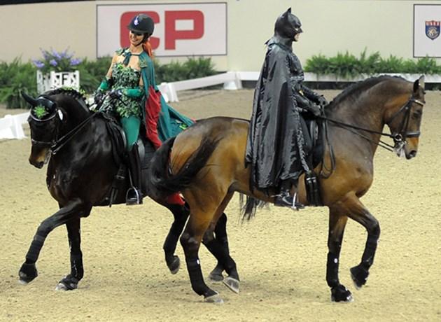 Проблема популяризации выездки - фото dressagetoday_com, главная Разное События , конный журнал EquiLIfe