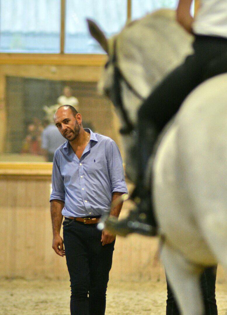 """Интервью. Paulo Sérgio: """"Важно - знать чего ты хочешь"""" - фото jcjJmcpJ1lY, главная Интервью , конный журнал EquiLIfe"""