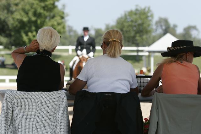Проблема популяризации выездки - фото usdf_org, главная Разное События , конный журнал EquiLIfe