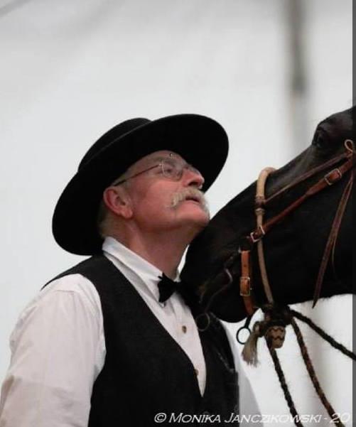 Берни Замбайл: о тесте лошади на кордео - фото 12313696_717033508426741_775101034629248586_n, главная Разное Тренинг , конный журнал EquiLIfe