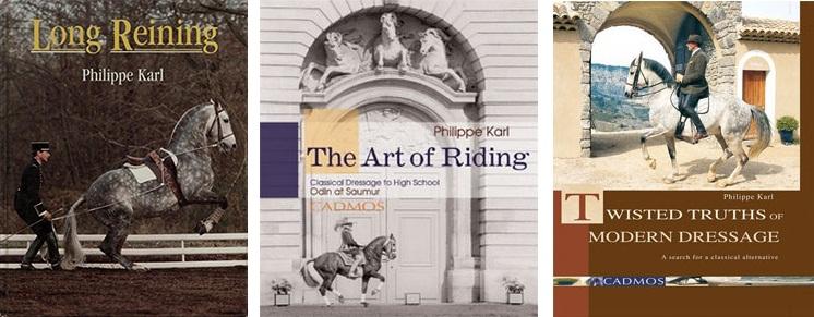 Интервью. Филипп Карл (Philippe Karl)- живой классик ВЕ и основатель школы Légèreté - фото books, главная Интервью , конный журнал EquiLIfe