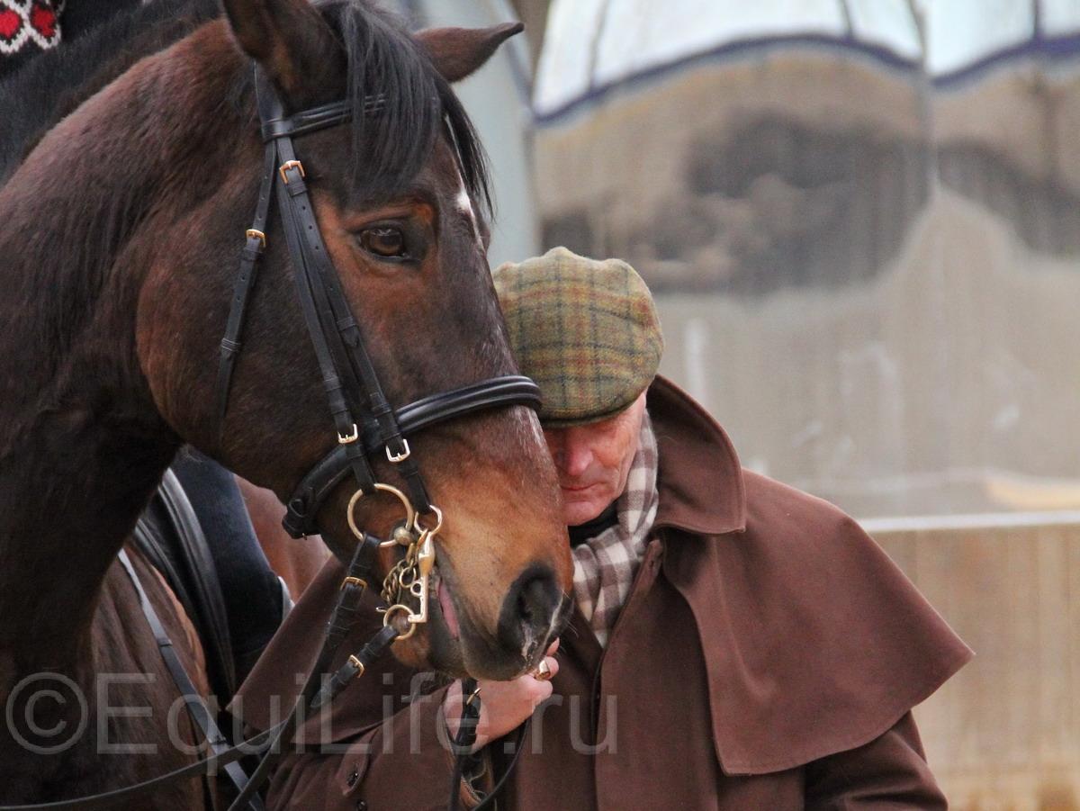 Интервью. Филипп Карл (Philippe Karl)- живой классик ВЕ и основатель школы Légèreté - фото IMG_0378_wm, главная Интервью , конный журнал EquiLIfe