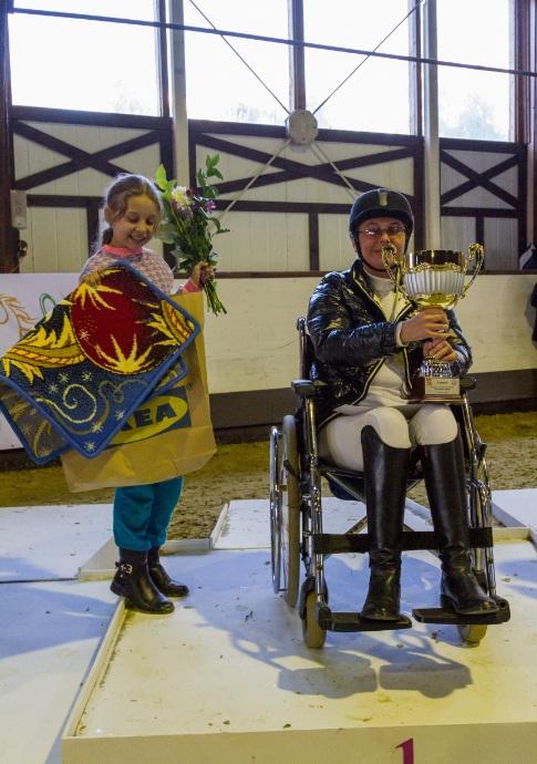 Верховая езда для инвалидов: лечение, реабилитация, спорт - фото 16, главная Разное Тренинг , конный журнал EquiLIfe