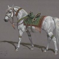 Художник Алексей Глухарёв - фото 10-200x200, главная Фото , конный журнал EquiLIfe