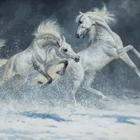 Художник Алексей Глухарёв - фото 118672934_531657008-200x200, главная Фото , конный журнал EquiLIfe